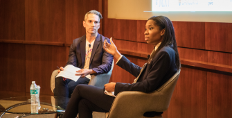 The Currency of Authenticity: Lanaya Irvin and Michael Lopez at OutNEXT 2018 Global Summit