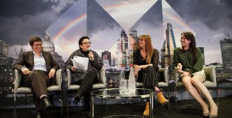 In London, OutWOMEN senior leaders discuss the state of inclusion