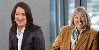Kate Kendell, Lee Schreter join Out Leadership as new OutWOMEN Vice-Chairs