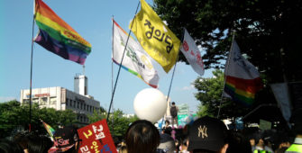 New study finds that only 10% of South Koreans know an LGBT+ person