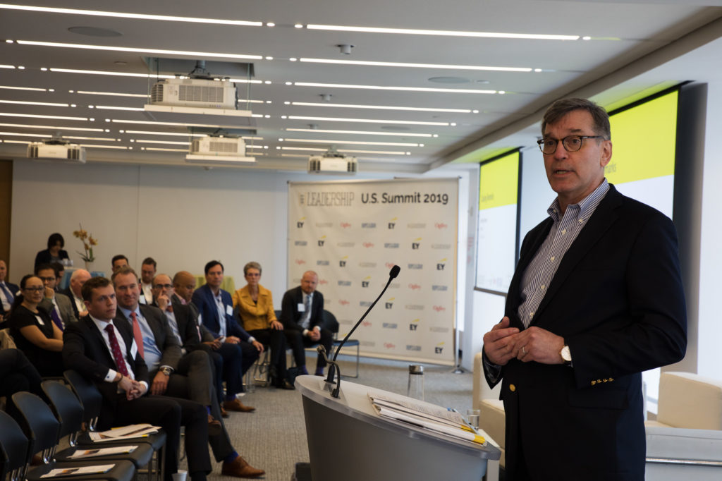 Ropes & Gray's Peter Erichsen delivers closing remarks 1