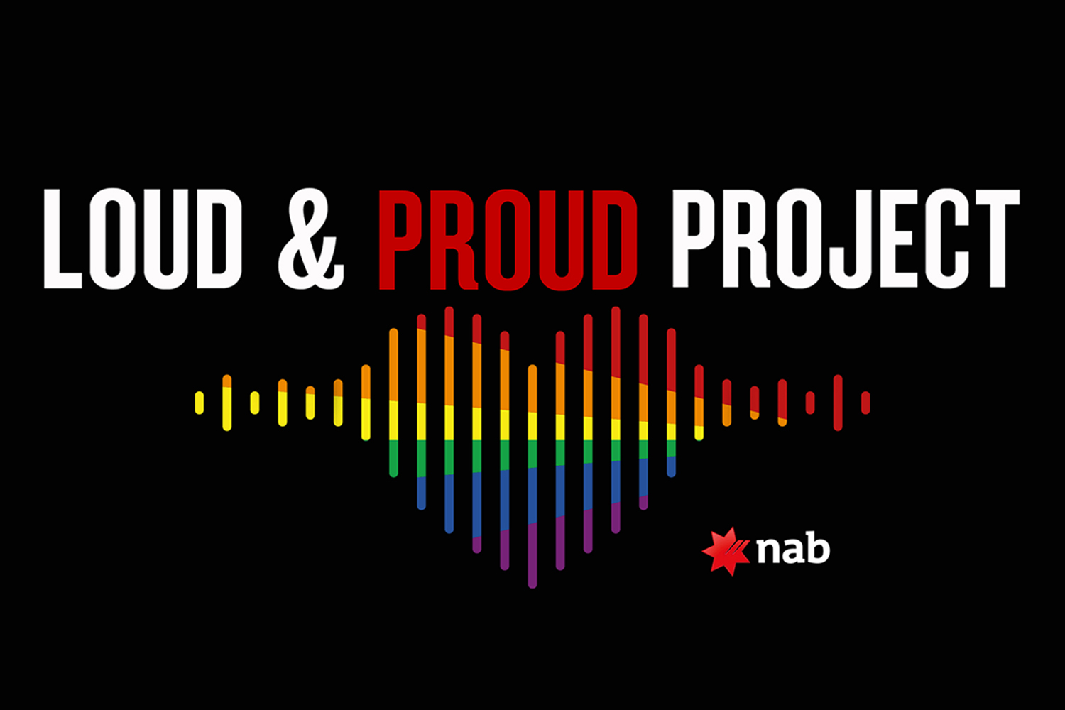 Loud & Proud Project, by National Australia Bank