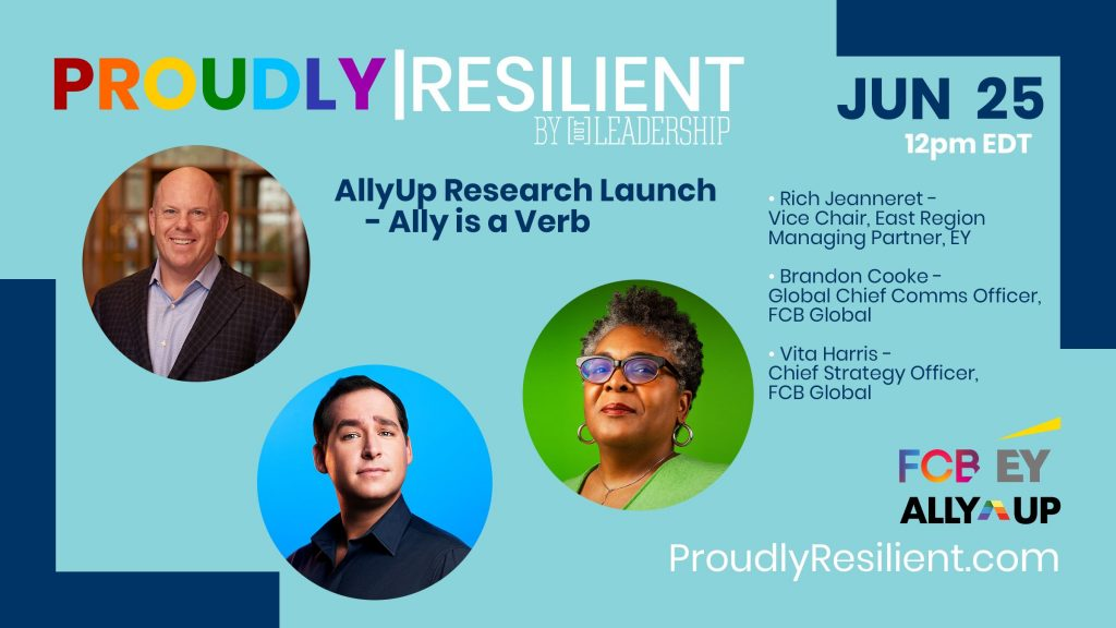Ally Up – Research Launch 1