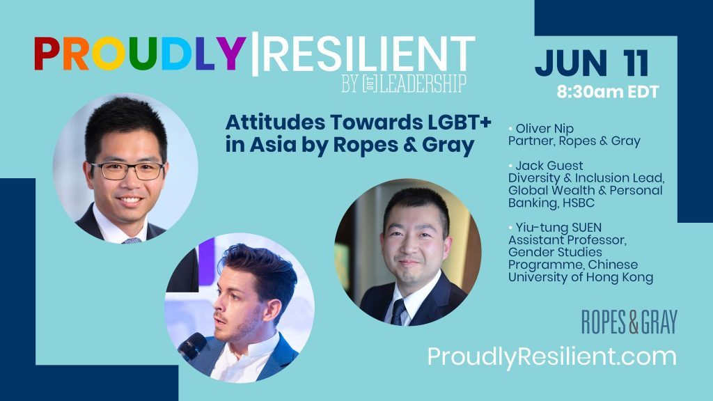 Attitudes Towards LGBT in Asia by Ropes and Gray