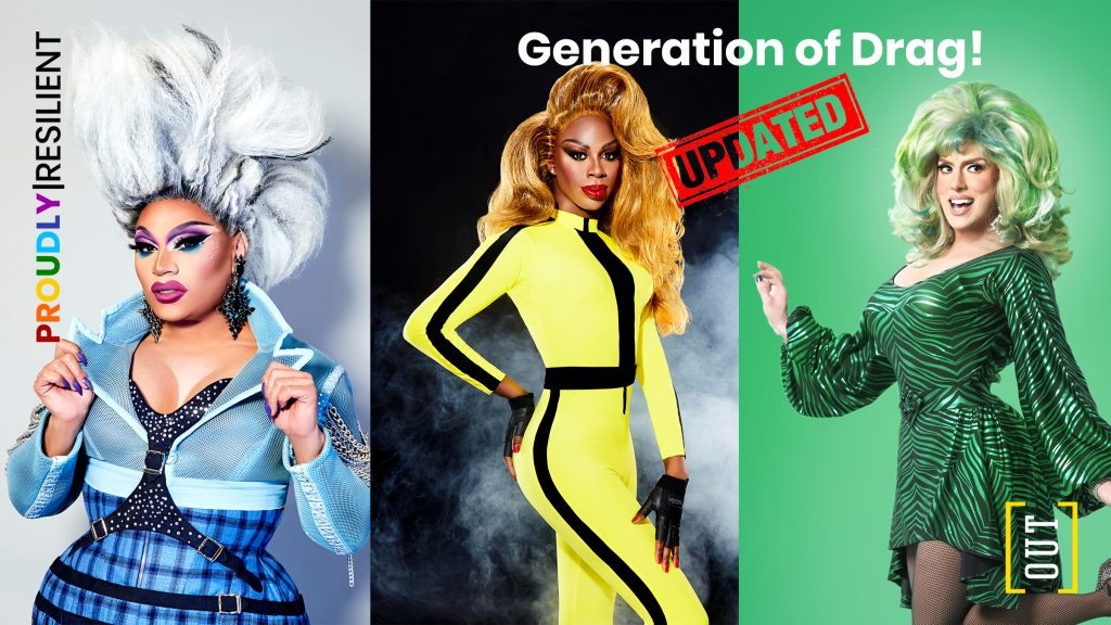 Generations of Drag 1