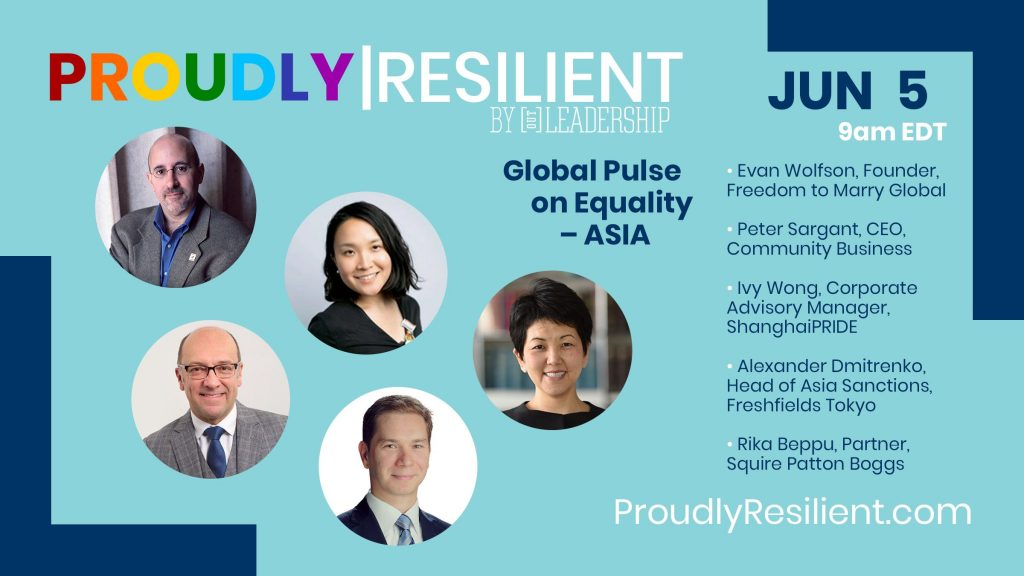 Global Pulse on Equality - Asia 1
