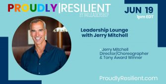 Leadership Lounge with Jerry Mitchell