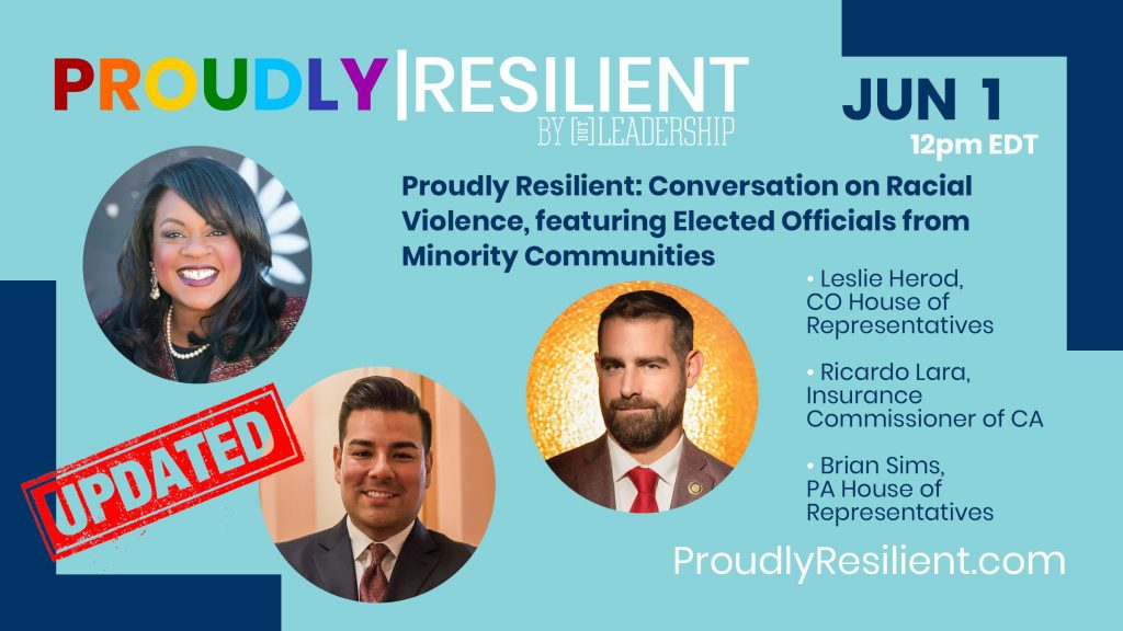 Proudly Resilient- Conversation on Racial Violence 5