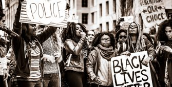 #BlackLivesMatter and we at Out Leadership fully commit ourselves to taking the action those words require.