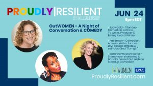 OutWOMEN - A Night of Conversation & COMEDY 1