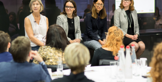 HSBC hosts second annual OutWOMEN Breakfast in Europe