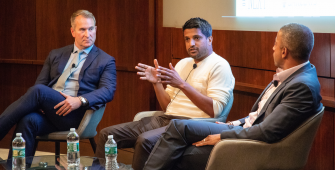 Orlan Boston and Maneesh Goyal discuss leveraging LGBT+ identity in business