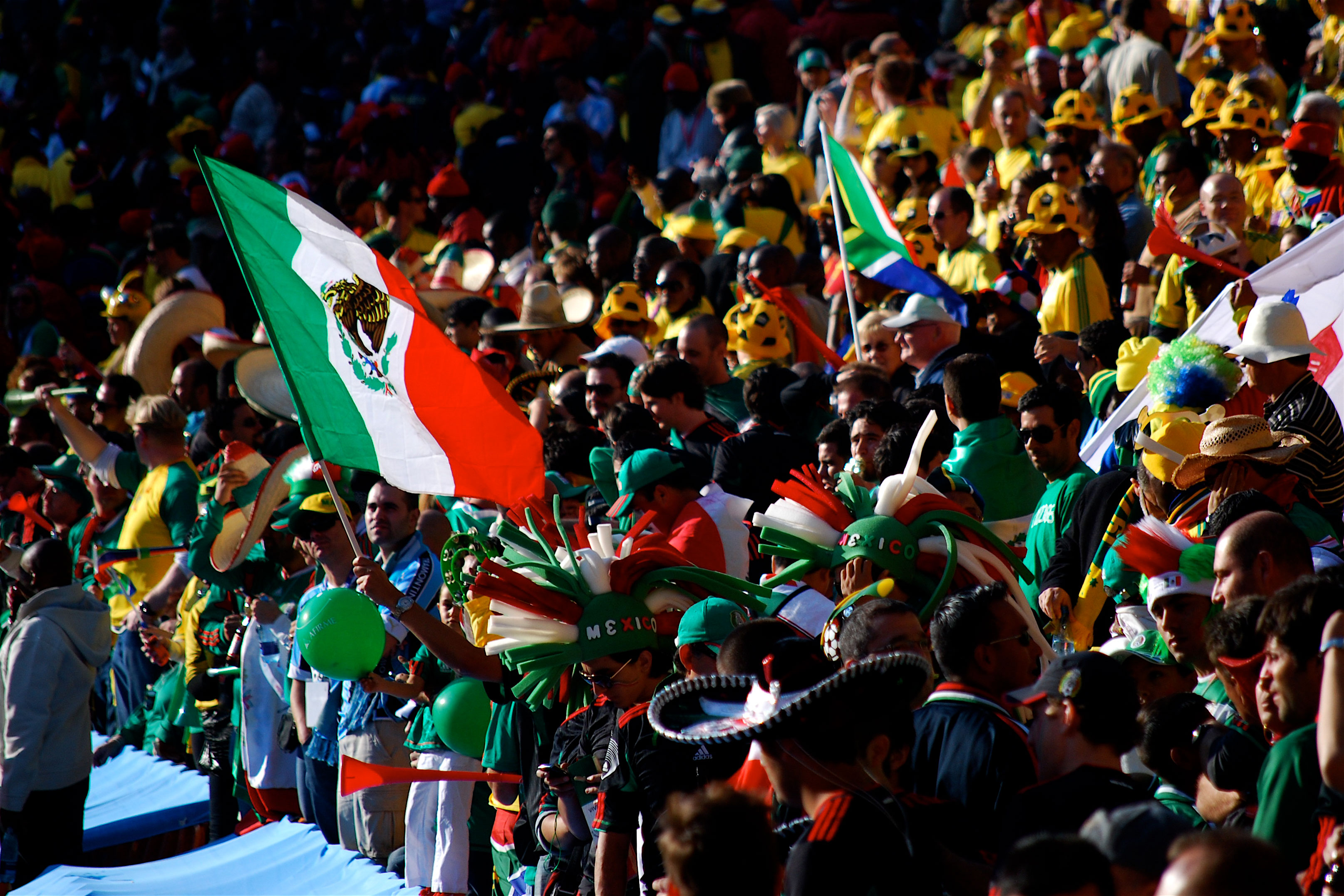 Mexico under FIFA investigation over its fans' homophobic chants