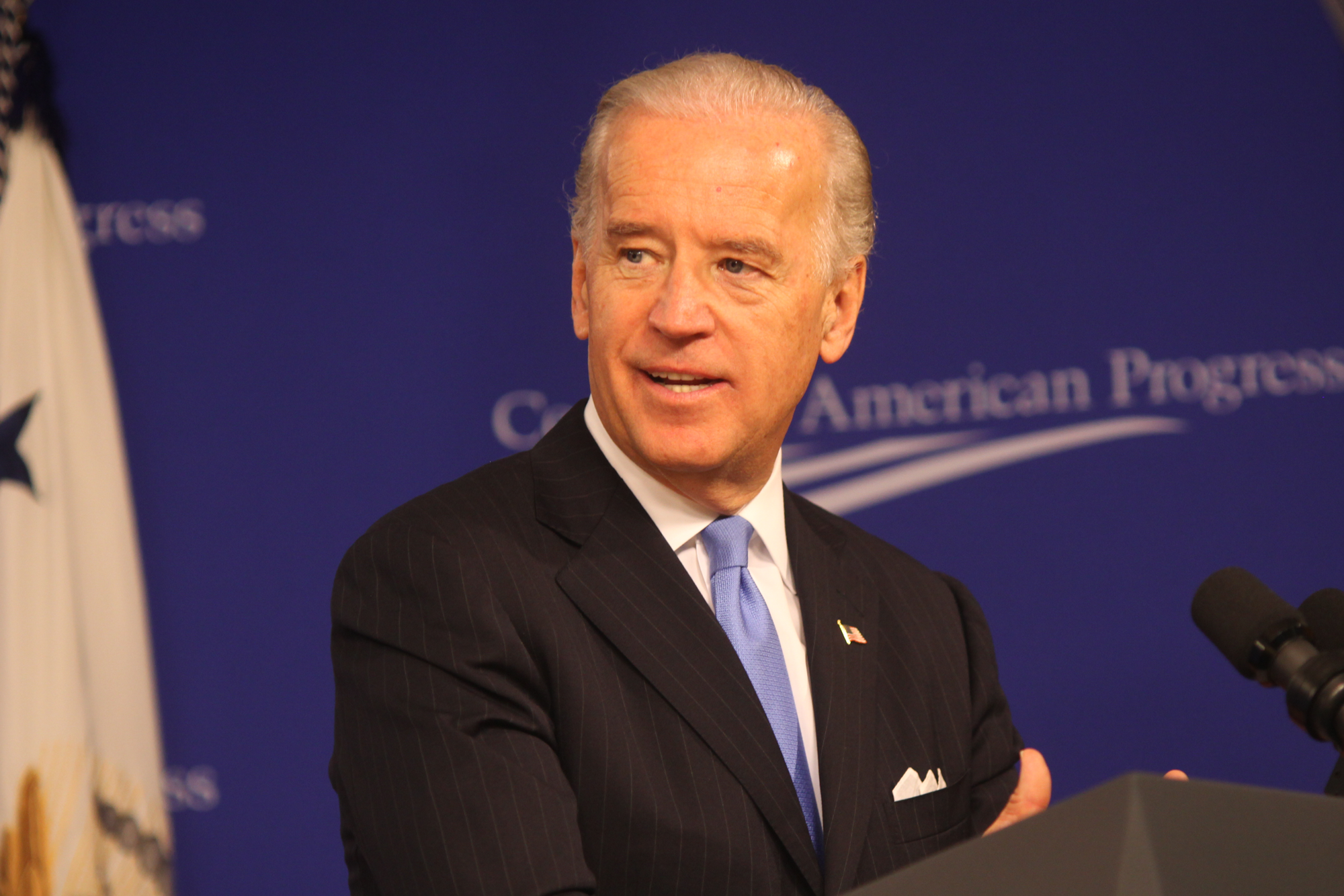Joe Biden launches acceptance campaign for LGBT+ youth