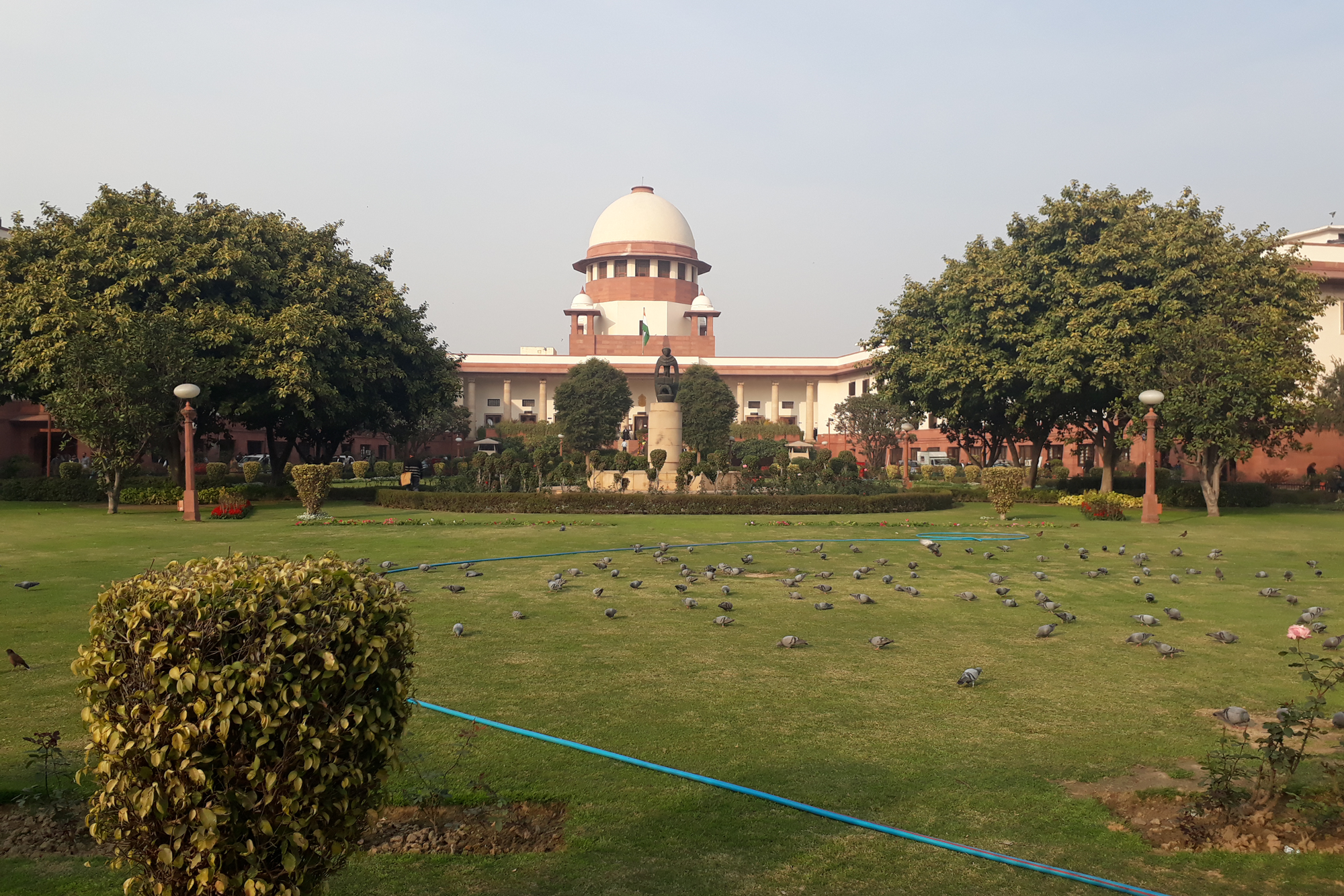 Indian Supreme Court rules unanimously that gay sex is not a crime
