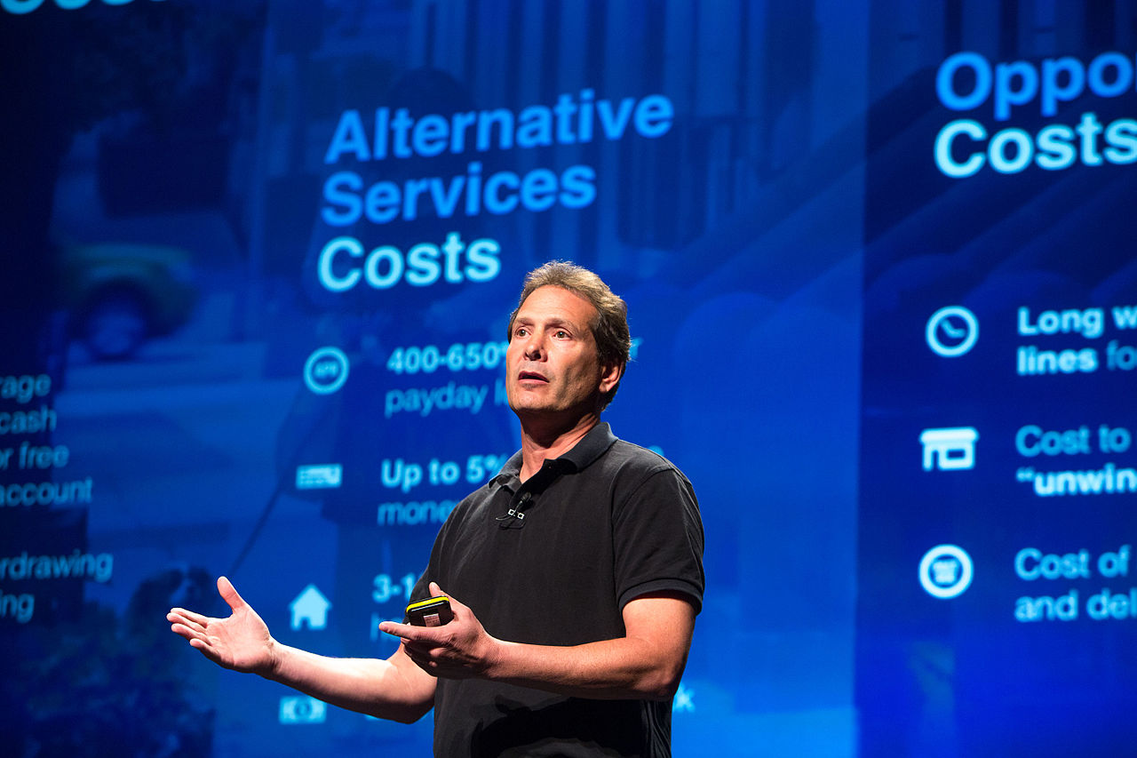 PayPal CEO Dan Schulman leads with his conscience