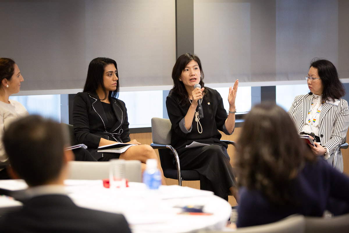 Diversity Leaders discuss strategies at the Asia OutNEXT Salon in Hong Kong 1