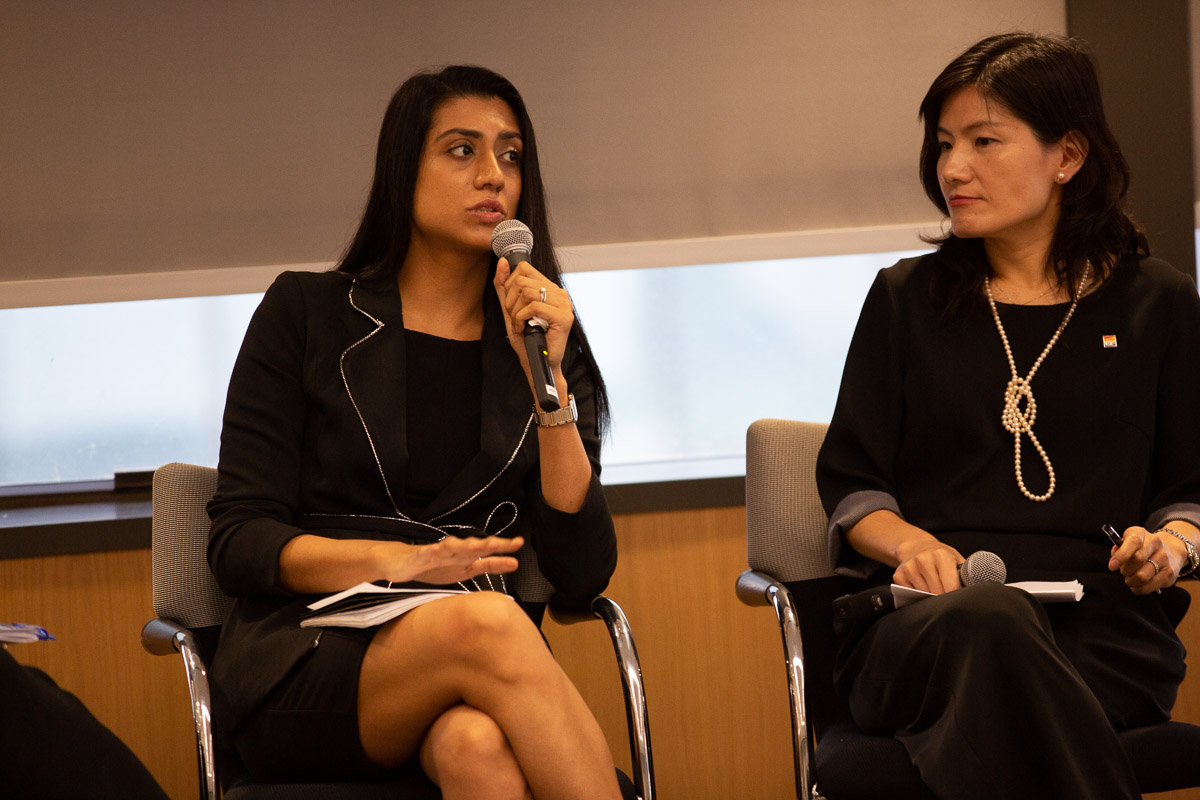 Diversity Leaders discuss strategies at the Asia OutNEXT Salon in Hong Kong