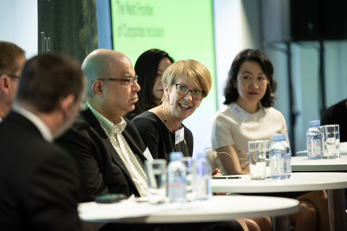 In Hong Kong, Business Leaders discuss the progress towards diverse Board Representation in the region