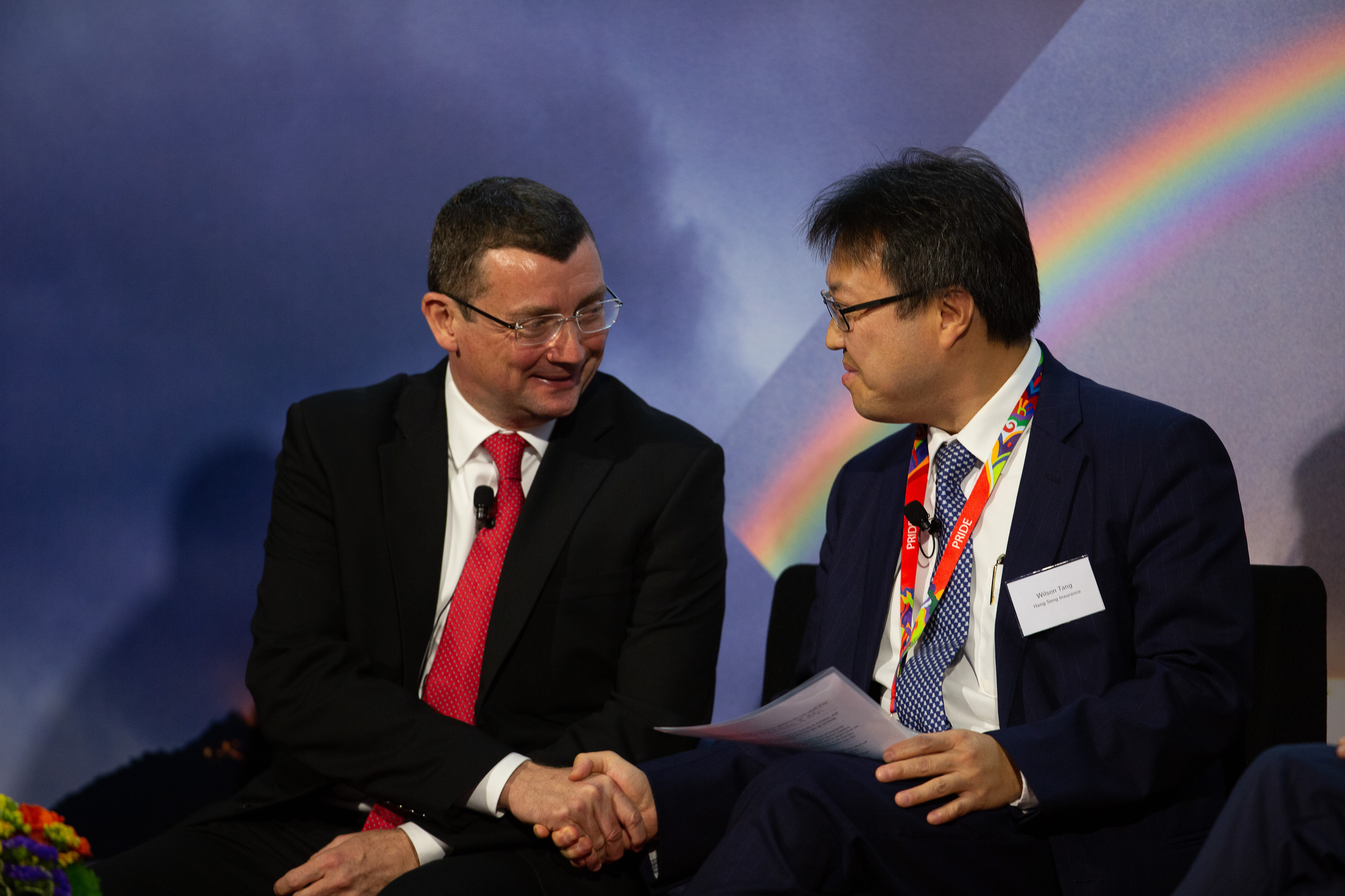 In Hong Kong, C-Suite Leaders reflect upon progress in the region 5