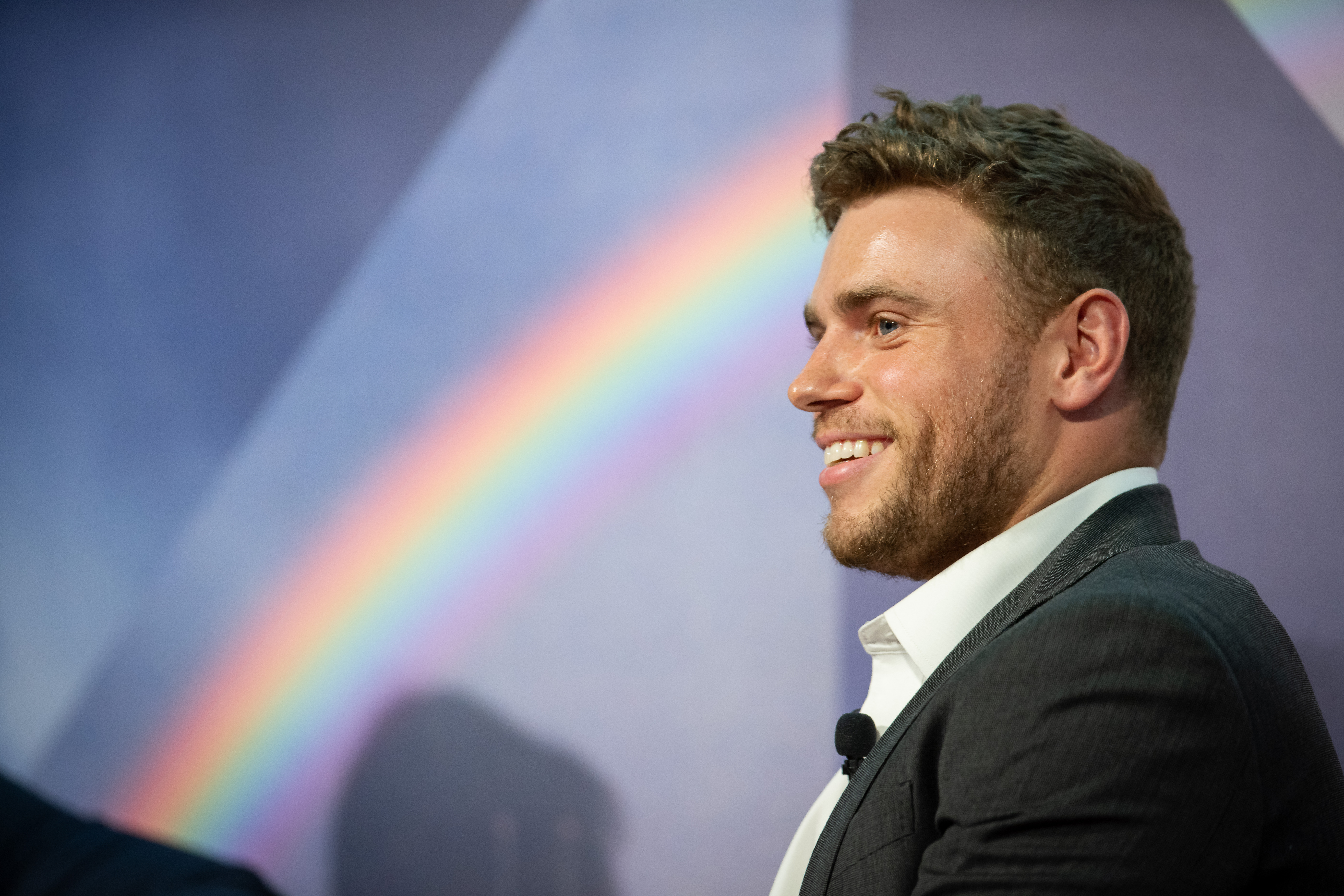 LGBT+ Olympic medalist Gus Kenworthy and Todd Sears have a conversation about visible leadership 1