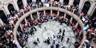 Four of Texas's major LGBT+ chambers of commerce form coalition