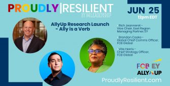 AllyUp Research Launch
