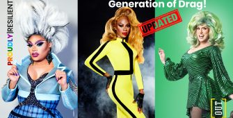 Generations of Drag