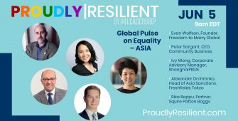 Global Pulse on Equality – Asia