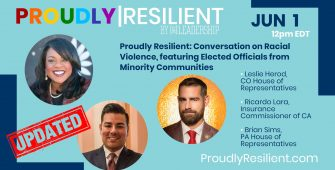 Proudly Resilient- Conversation on Racial Violence