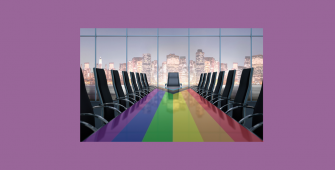 30 publicly listed companies disclose LGBTQ+ Board Members in 2021