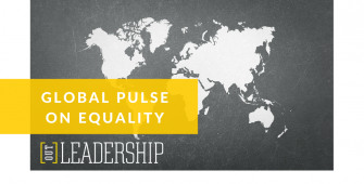 Global Pulse on LGBTQ+ Equality: Vol. 1. Issue 1