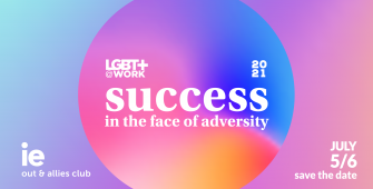 Success in the face of Adversity - LGBT+@Work
