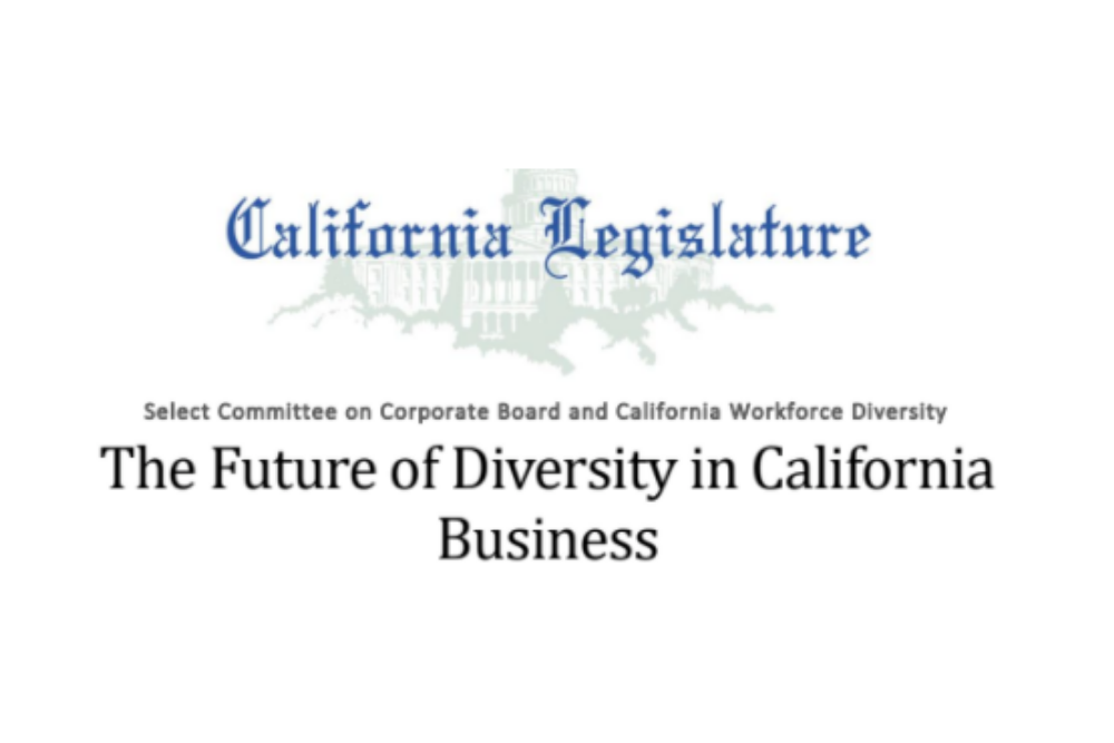 California leads the way on LGBTQ+ supplier diversity in public contracting